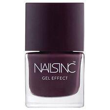 Nails Inc Gel Effect New Oxford Street  Purple New Bottle 345