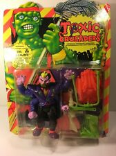 TOXIC CRUSADERS DR. KILLEMOFF ACTION FIGURE 1991 PLAYMATES NEW UNPUNCHED Toys