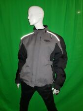 VICTORY MOTORCYCLE CROSS COUNTRY TOUR JACKET & LINER - LADIES - GREY - LARGE