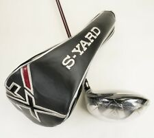 [NEW] S-YARD XT DRIVER 11.5D GRAPHITE R1-FLEX TOURAD GRAPHITE. EPON