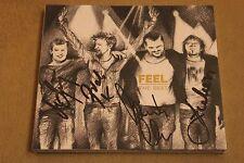 Feel - The Best (edycja limitowana z autografami) (CD) NOWA W FOLII