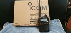 ICOM R-5  Communications Receivers