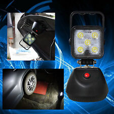 1x LED Work 3 functions Light Portable Handed Rechargeable Magnetic High Lumen