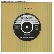 Rockfile 5 Marty Robbins John D. Loudermilk Johnny Horton Del Shannon Fabian