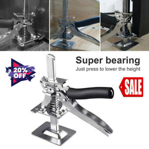 LABOR-SAVING ARM Door Board Lifter Cabinet Plaster SheetRepair Height Tools