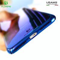 "COVER Bumper Custodia rigida ultra sottile ""blu-ray"" per iPhone 6-6S; 7"