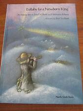 (E723)KINDERBUCH LULLABY FOR A NEWBORN KING MOERS /JOZEF WILKON ENGLISCH EA 1991
