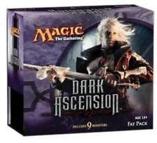 Magic the Gathering MTG DARK ASCENSION Factory Sealed Fat Pack - Brand New