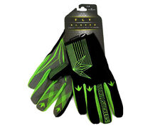 Bunker Kings Fly Paintball Gloves Lime S/M