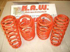 Corsa-A, 3-türig, KAW-TIEFERLEGUNGSFEDERN, -60/40mm, incl. GSI usw.
