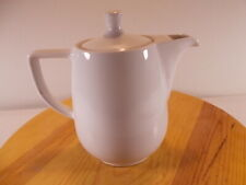 New listing New With Tag Gevalia Kaffe Coffee Tea Pot Porcelain White 7 inch Water Pitcher
