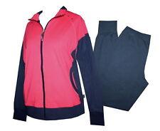 Schneider Sportswear Damen Trainingsanzug Hausanzug Sport-Fitness Anzug 40/42- M