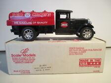 """ Red Crown (Amoco) "" 1931 International Tanker "" Diecast Coin Bank,GB-4093 Ertl"