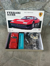 FERRARI 512 BB MODEL KIT ARII JAPAN MOTORIZED 1/24 VINTAGE NOS