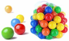 3000 bolas baño de MIXTO 55mm MIX Multicolor Colores Brillantes Baby JUEGO