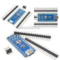1/2/5/10PCS Mini/Type-C/Micro USB Nano V3.0 5V ATmega328 CH340G Kit For Arduino