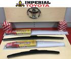 2005-2015 Toyota Tacoma Genuine Oem Oe Style Sightline Wiper Blade Kit