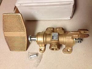 Parker Schrader BELLOWS Pneumatic M08541888 3 way valve New! SAVE!