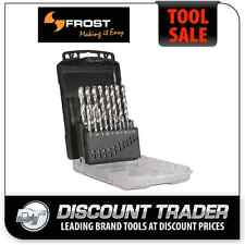 Frost 19 Piece HSS Drill Bit Set Metric - 92258