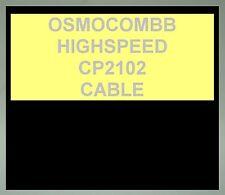 Motorola Calypso USB Kabel OSMOCOMBB / OSMO COM CP2102 Unlock Kabel T191 C121