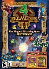 4 Elements II Atlantis Quest Brick Egypt PC Games Windows 10 8 7 XP Computer
