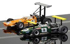 C3589A Scalextric Winged Legends Brabham BT26A & McLaren M7C