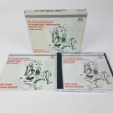 Kurt Gerron - Die Drelgroschenoper; Berlin 1930 CD (1995) TELDEC Lenya Dietrich