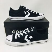 *NEW* Converse One Star Low (Mens Sizes) Casual Athletic Sneakers Black