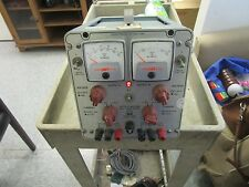 Power Designs Model Tw5005 Twin Power Supply Tested Good Lt