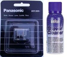 Panasonic quién 9606y encajar él 240 él Gy 10 + marrón limpieza spray 100 ml