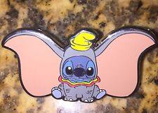 FANTASY PIN LE 100 Disney Stitch Dressed As Dumbo Mashup Costume Invasion