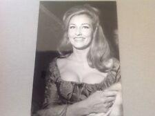 ELGA ANDERSEN (octobre 1963) - Photo de presse originale 13x18cm