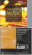 CD--ANONYMOUS 4 -- -- CHRISTMAS MUSIC FROM MEDIEVAL HUNGARY