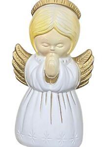"1999 Grand Venture 18"" Praying Angel Blow Mold"
