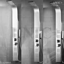 Bathroom Stainess Steel Massage Spray Jets Shower Panel Column Faucet BSP001BN