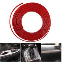 B75 5m Universal Auto Flexibel Zierleiste Streifen Innere Außenansicht Dekorativ