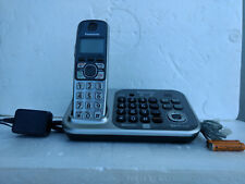 PANASONIC KX-TG7741S DECT 6.0 BLUETOOTH CORDLESS PHONE SYSTEM
