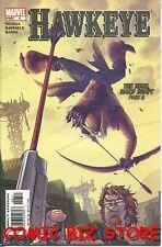 HAWKEYE #6 (2004) 1ST PRINTING BAGGED & BOARDED MARVEL COMICS