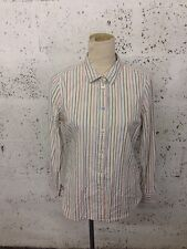 Joules Women's Striped Collared Tops & Shirts