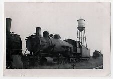 1948 TRAIN PHOTOGRAPH Photo RAILROAD RR CBQ Chicago Burlington Quincy ILLINOIS
