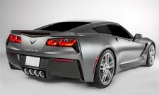 C7 Corvette Stingray/Z06 2014+ Third Brake Light Blackout Overlay - Lamin-X