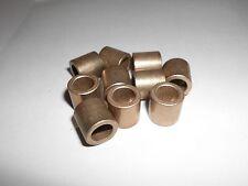 Lagerbuchse Sinter Bronze für 8 mm Welle 8-12-12  10Stück L#005