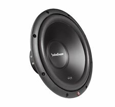 Rockford Fosgate 12 Inch 500W 2-Ohm DVC Car Audio Power Subwoofer Sub | R2D2-12