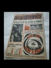 OFF SIDE nr. 12 del 1969