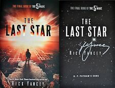 Rick Yancey~SIGNED~The 5th Wave: The Last Star~1st/1st HC