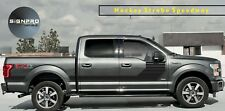 F-150 Solid Side Body Hockey Speedway Graphics Decals Rally Stripes Strobe Ford