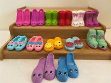 Shopkins McDonalds Happy Meal Shoess Lot- Complete Set of 13