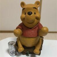 """Pooh Figure Disney Store 35.0cm 15.1"""" ornament Big"""