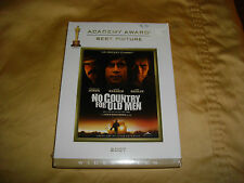 No Country for Old Men (DVD, 2011) canadian region 1 sealed