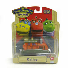 CALLEY Chuggington Wooden Railway NEW IN BOX fits Thomas Wooden